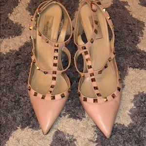 Authentic Valentino Studded Heels